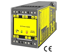 SNT series ultra heavy duty din rail power supplies