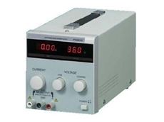 PS360 lab power supplies can operate in constant current or constant voltage modes