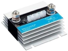 Battery protection unit also known as low voltage disconnect unit (LVD)