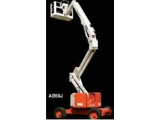 AB50J articulated boom