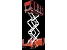 SR2255 rough terrain scissor lift