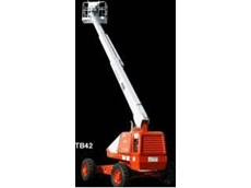 TB42 telescopic boom