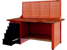 Industrial Workbenches and Tool Storage from SOS Tools