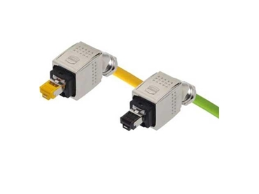 Angled Profinet Connector | Harting Han PushPull