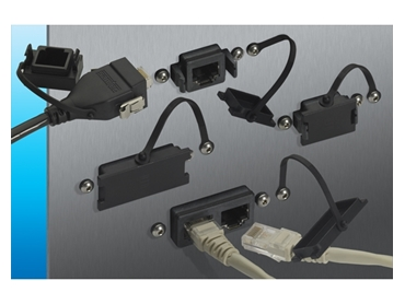 Ethernet Cable Plugs & Receptables | Sealed Rectangular | Samtec