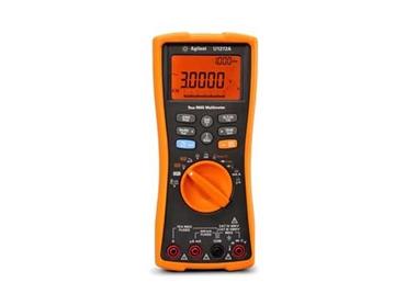 Keysight U1270 Series handheld digital multimeters with 30,000 count display