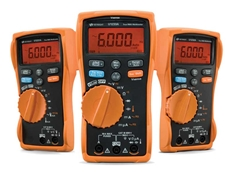 Keysight U1230 Series handheld digital multimeters