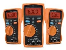 Keysight U1230 Series handheld digital multimeters