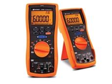 Keysight's U1280 Series handheld digital multimeters