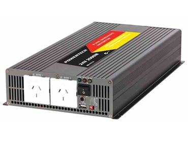 MI5712 2000 Watt 24VDC to 230VAC Pure Sine Wave Inverter