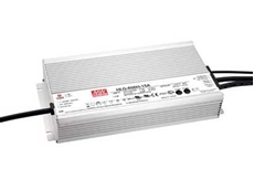 Mean Well's HLG-600H series 600W LED power supply