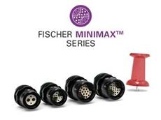 Fischer Connectors MiniMax series
