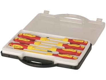 TD2022_Insulated 7 Piece Electronic Screwdrivers