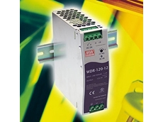 WDR-120 rail power supply series