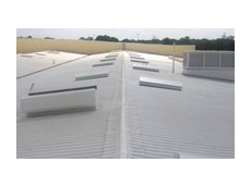 Solar Cool tests Insultec Heat Reflective Roofin Membranes