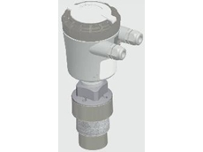 GaugerGSM ultrasonic level sensor