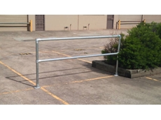 Modular Handrails for Safety Barriers