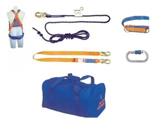 Riggers safety kits from Solid Dynamics