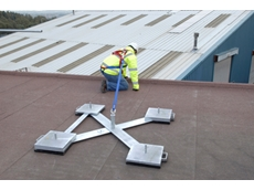 Weightanka portable deadweight roof anchors from Solid Dynamics