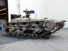 Tank designed with SolidWorks
