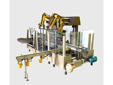 Felder Accelerates Design of Woodworking Machines with
