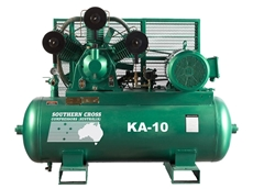 KA-10 – 7.5kW Reciprocating Air Compressor