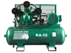 KA-15 – 11kW Reciprocating Air Compressor
