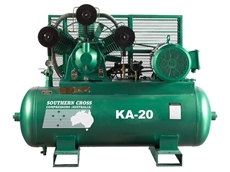KA-20 – 15kW Reciprocating Air Compressor