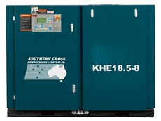 KHE18.5 Rotary Screw Compressor