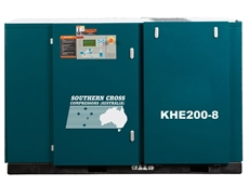 KHE200 Rotary Screw Compressor