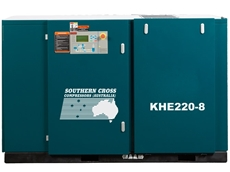 KHE220 Rotary Screw Compressor