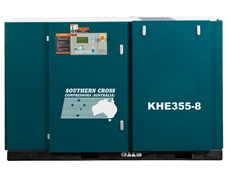 KHE355 Rotary Screw Compressor
