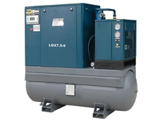 LGX 7.5 Rotary Screw Air Compressor
