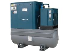 LGX 7.5 Rotary Screw Air Compressor