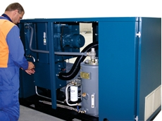 Preventative maintenance of air compressors at regular intervals will optimise efficiency and reliability of the equipment
