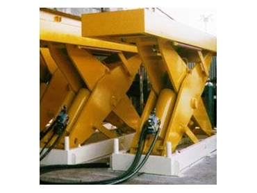Scissor Lifts for materials handling