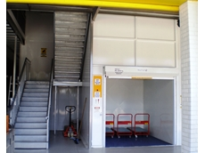 Goods hoists/ freight lifts from Southwell Lifts and Hoists