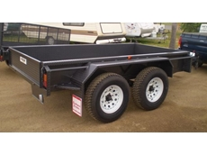 Robust Box Trailers from Southwest Trailers