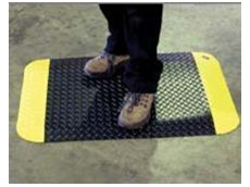 Anti-slip floor mats