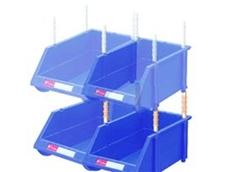 Bulk storage bins