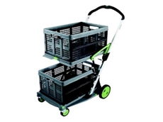 Clax Cart folding utility trolleys