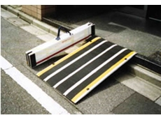 DECPAC multipurpose access ramps are ideal as loading ramps or elevated walkways