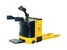 Electric drive and lift pallet truck