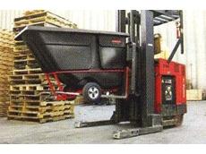 Forkliftable Tilt Truck