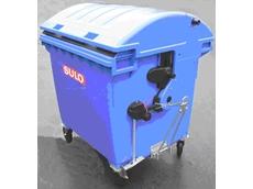 Four wheeled mega bins