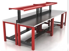Industrial Workbenches from Spacepac