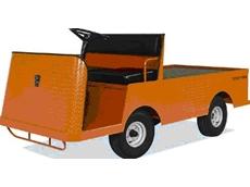Electric Burden Carrier – LoadMaster