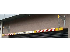 Low clearance suspended height bars