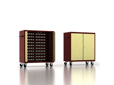 Media Storage Trolleys for IT Equipment from Spacepac Industries