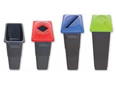 MultiSort waste separation bins